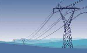 Erzurum-Hınıs arasına yeni elektrik iletim hattı