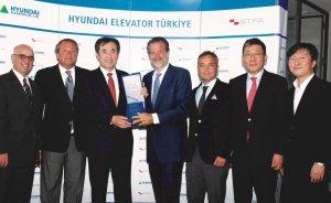 STFA, Hyundai Elevator'la ortak!
