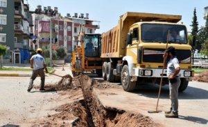 Antalya'da iki mahalleye daha doğalgaz