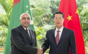 Çin ve Türkmenistan enerji işbirliğini geliştirecek