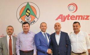 Aytemiz Alanyaspor ile Spor Toto Süper Lig'de