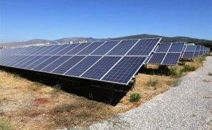 Bornova Belediyesi'nin güneş santrali kara geçti