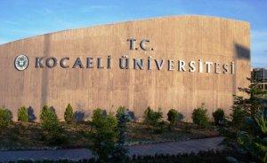 Kocaeli Üniversitesi çevre profesörü alacak