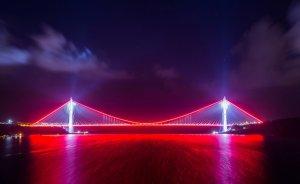 3. Köprü ve Kuzey Marmara Otoyolu elektriği Aksa'dan