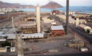 Yemen'in Aden rafinerisi yeniden üretimde