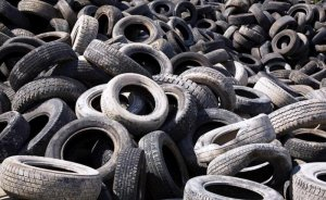 Çanakkale'de atık lastiklerden elektrik üretilecek