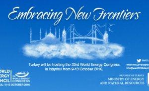 EPİAŞ 23. Dünya Enerji Kongresi'ne sponsor oldu