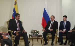 Maduro: Enerjide vahşi vampirlerle savaşıyoruz