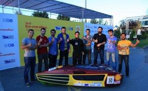 Shell Eco-marathon Türkiye'nin kazananı İTÜ oldu