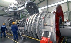 Samsun Doğalgaz Santrali`ne Siemens SGT5-8000H türbin