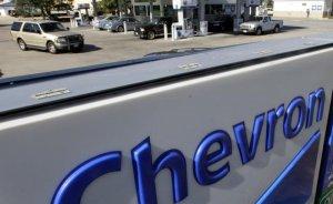 Chevron'un karı düştü