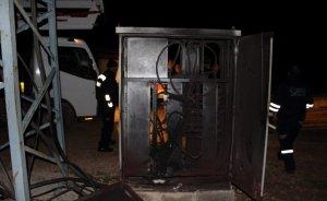 Batman'da aşırı elektrik tüketimi trafoları yaktı