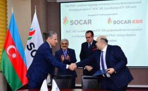 KBR- SOCAR ortaklığı Türkiye'de büyümek istiyor