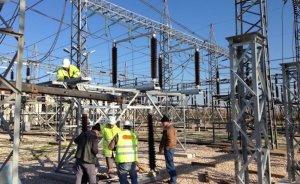 Bergama'da enerji ekipmanı kümesi