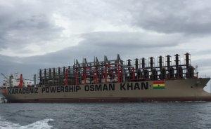 Karadeniz Holding'in 4 yeni yüzer santrali yolda