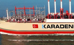 Karadeniz: 2017 yılında 14 yüzer santral devrede