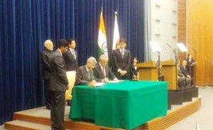 Japonya ve Hindistan nükleer işbirliği yapacak