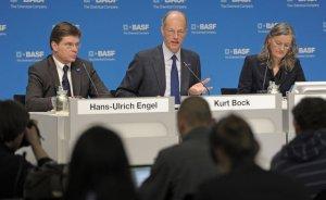 BASF'nin petrol kazancı arttı, geliri düştü