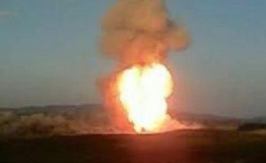 Siirt'te doğalgaz boru hattına saldırı