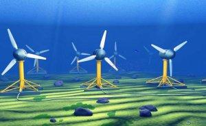 Dünyanın en büyük gelgit enerji santrali devrede