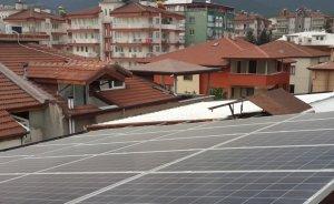 Çatı tipi mini GES'lere vergi muafiyeti sağlansın
