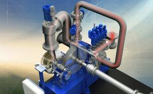 Oltan Köleoğlu Enerji'nin biyokütle türbini Siemens'ten