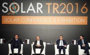 Olcay: 100 milyon metrekare çatıya yarın güneş santrali kurulabilir