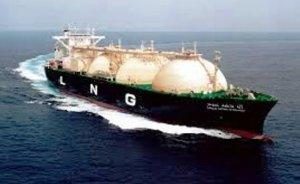 Türkiye'nin ilk  yüzer LNG terminali İzmir'de