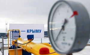 Rusya Kırım'a gaz sevkiyatına başladı