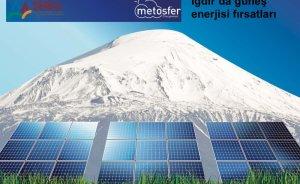 İşte Iğdır'daki güneş enerjisi fırsatları