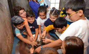 Siemens, çocuklara enerjiyi verimli kullanmayı öğretiyor