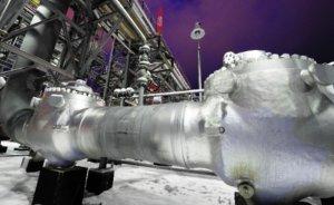 Gazprom'un gaz üretimi geçen yıl arttı