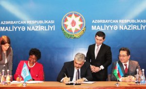 Dünya Bankası Azerbaycan'la TANAP kredi anlaşmasını imzaladı
