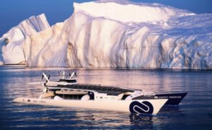 Güneş, rüzgar ve hidrojen yakıtlı tekne dünya turuna çıkacak