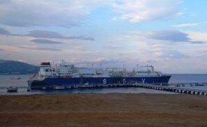 2016'da yüzer LNG gemileri ile ithalat arttı