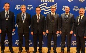 Petform'a yeni başkan: Aziz Camcı