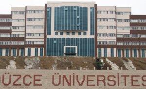 Düzce Üniversitesi Çevre profesörü arıyor