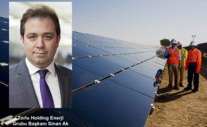 First Solar'ın panellerini 26 ülkede Zorlu satacak