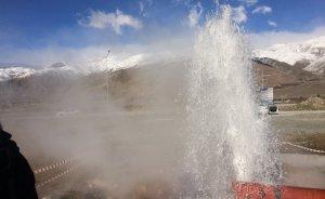 Bingöl'de jeotermal kaynak arama ihalesi