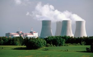 Slovenya Krsko nükleer santrali yeniden üretime başladı
