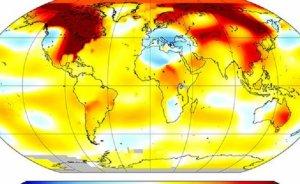 Ocak 2017, üçüncü en sıcak Ocak ayı oldu