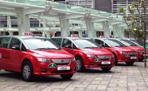 Çin'in başkentinde taksiler elektrikli olacak