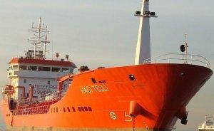 Libya'da Türk petrol gemisine el konuldu
