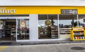Shell Select Market'lerde 2.5 milyon sandöviç satıldı