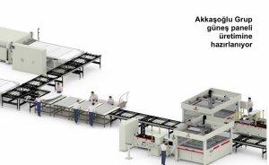 Akkaşoğlu Grup yerli solar panel üretecek