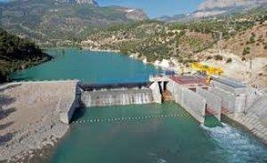 Sakarya Nehri üzerinde 56 MW'lık üç HES kurulacak