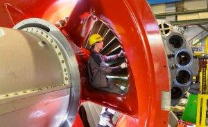 Siemens Rus Technopromexport'a gaz türbini gönderdi