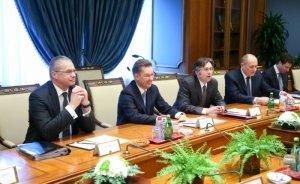 Gazprom ve BASF ortak enerji yatırımlarını görüştü
