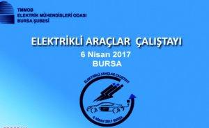 EMO, Bursa'da elektrikli araçları masaya yatıracak