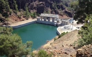 Siirt Zarova Çayı'na 20 MW'lık Mergi HES kurulacak